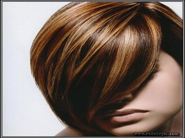 Short Hairstyles With Highlights And Lowlights 10