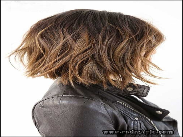 Short Hairstyles With Highlights And Lowlights 2