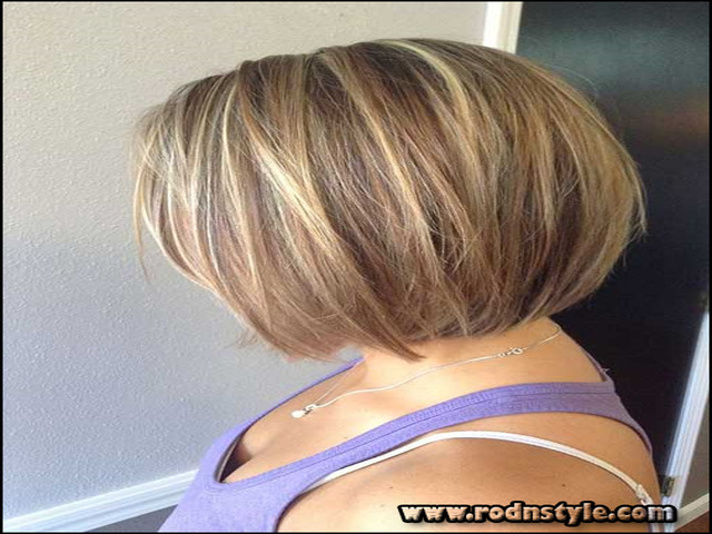 Short Hairstyles With Highlights And Lowlights 7