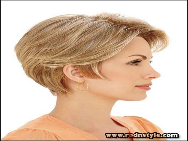 Short Layered Haircuts For Fine Hair 1
