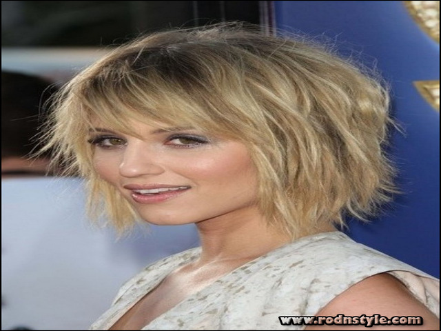 Short Layered Haircuts For Fine Hair 12