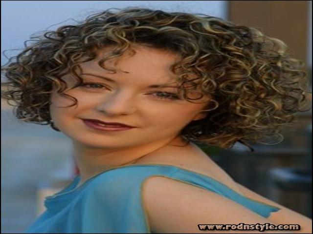 Short Natural Curly Haircuts 13