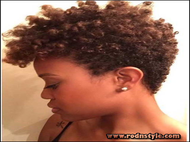 Image for The Most Innovative Things Happening With Short Natural Curly Haircuts