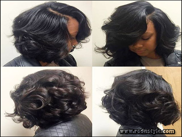 Short Sew In Weave Hairstyles Pictures 11