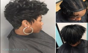 Short Sew In Weave Hairstyles Pictures 5