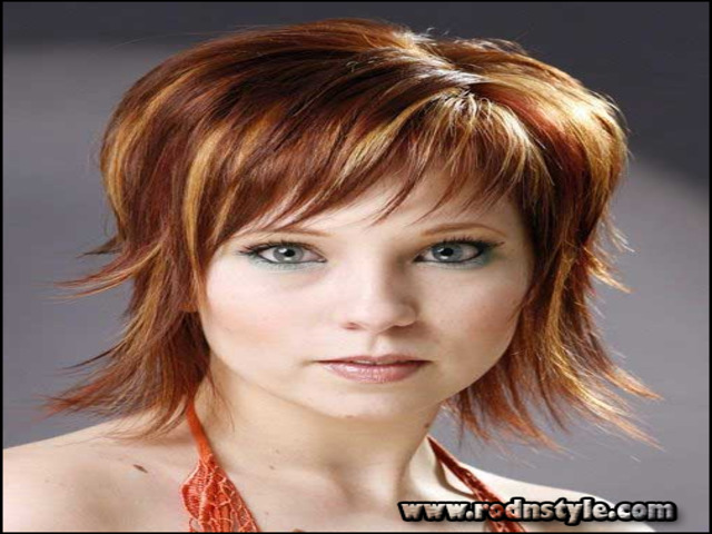 Short Shaggy Hairstyles For Fine Hair 12