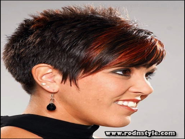 Short Spiky Haircuts For Fine Hair 8
