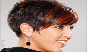 Short Spiky Haircuts For Thick Hair 12
