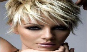 Short Spiky Haircuts For Thick Hair 13