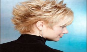 Short Spiky Haircuts For Thick Hair 6