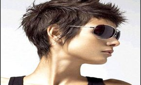 Short Spiky Haircuts For Thick Hair 7