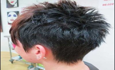Short Spiky Haircuts For Thick Hair 8