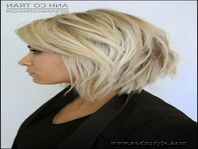 Short To Medium Hairstyles For Fine Hair 2