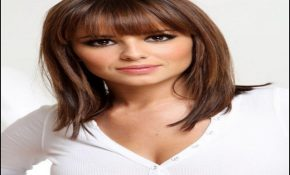 Short To Medium Hairstyles With Bangs 6