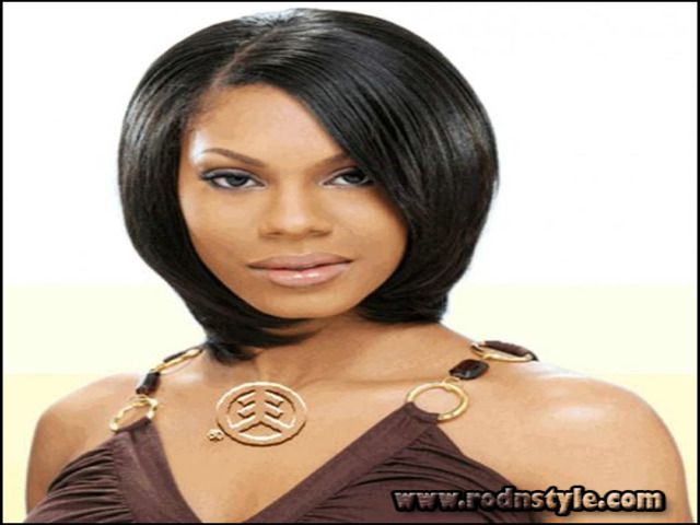 Short Weave Hairstyles For Round Faces 0
