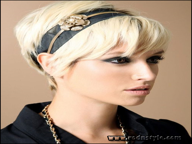 Show Me Short Hairstyles 7