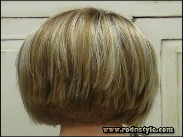 Stacked Bob Haircuts For Fine Hair 0