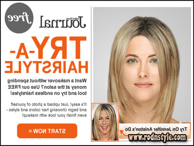 Test Out Hairstyles Online Free 0
