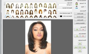 Test Out Hairstyles Online Free 1