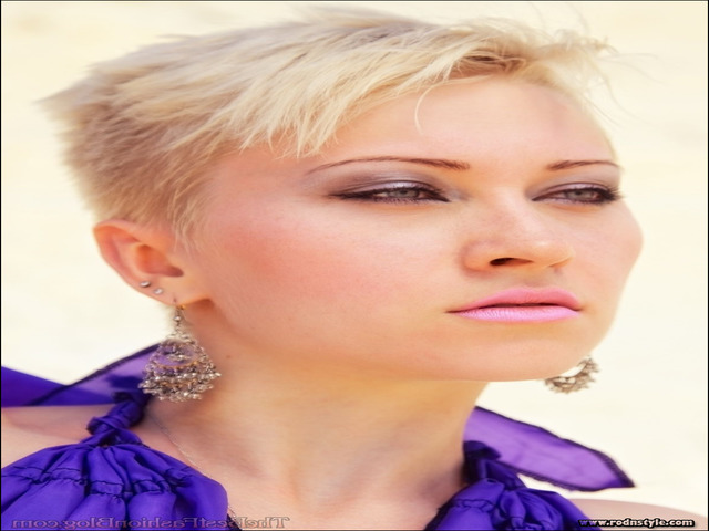 Very Short Shaved Womens Haircuts 0