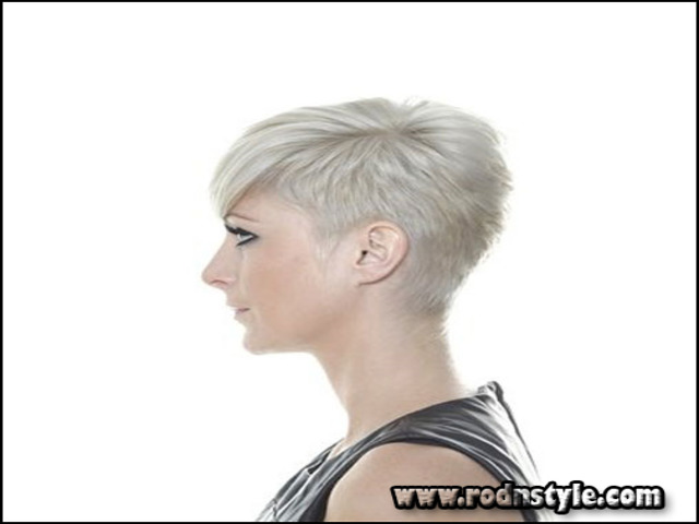 Very Short Shaved Womens Haircuts 2