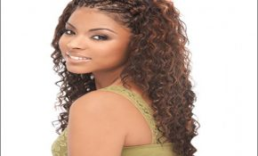 Wet And Wavy Sew In Hairstyles Pictures 1
