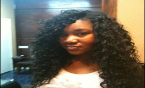 Wet And Wavy Sew In Hairstyles Pictures 8