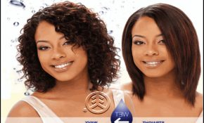 Wet And Wavy Sew In Hairstyles Pictures 9