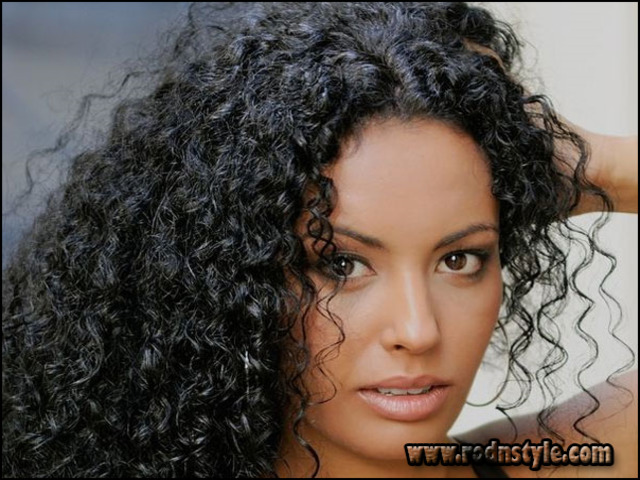 Wet And Wavy Weave Hairstyles Photo Gallery 9