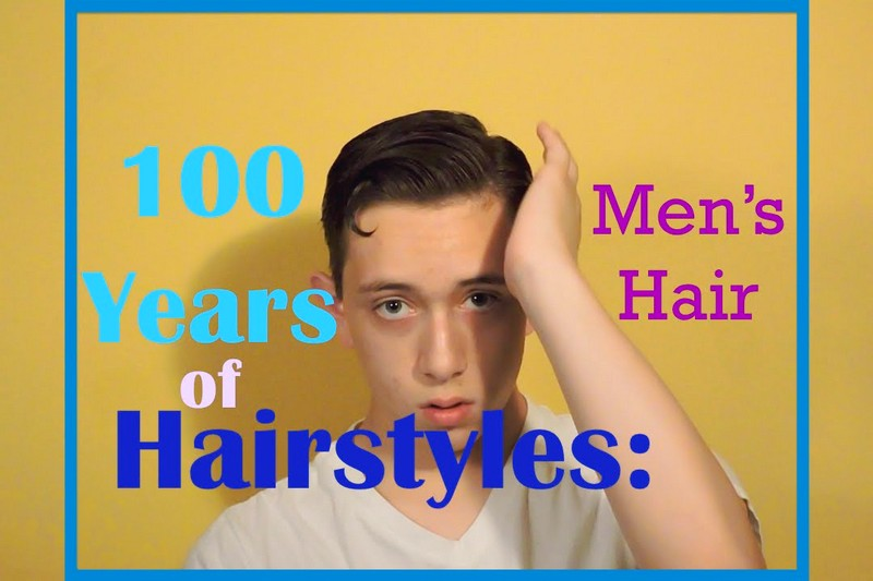 100-Years-Of-Beauty-MenS-Hairstyle 100 Years Of Beauty Men'S Hairstyle