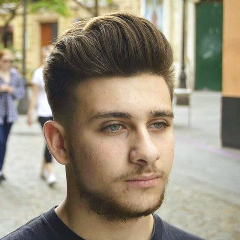 2019-MenS-Hairstyles-Round-Face 2019 Men'S Hairstyles Round Face