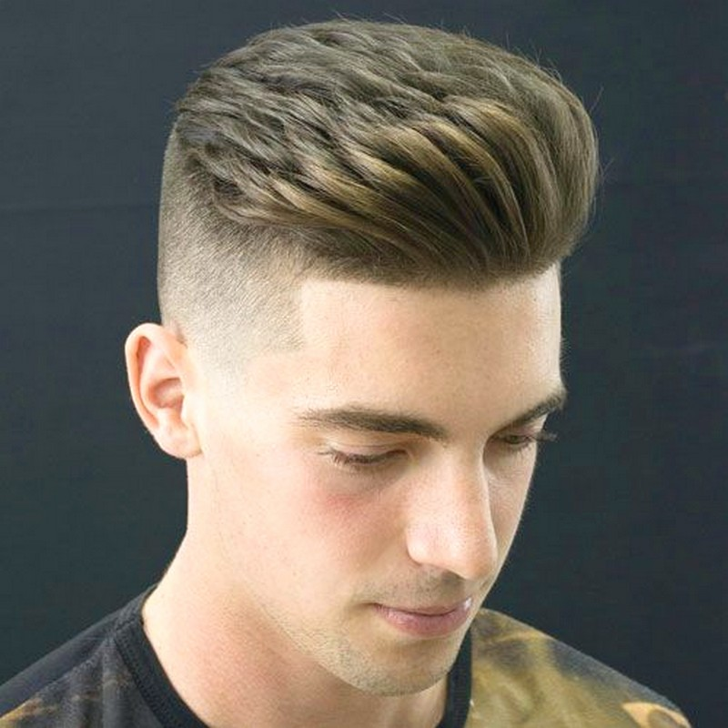 Brush-Up-MenS-Hairstyle Brush Up Men'S Hairstyle