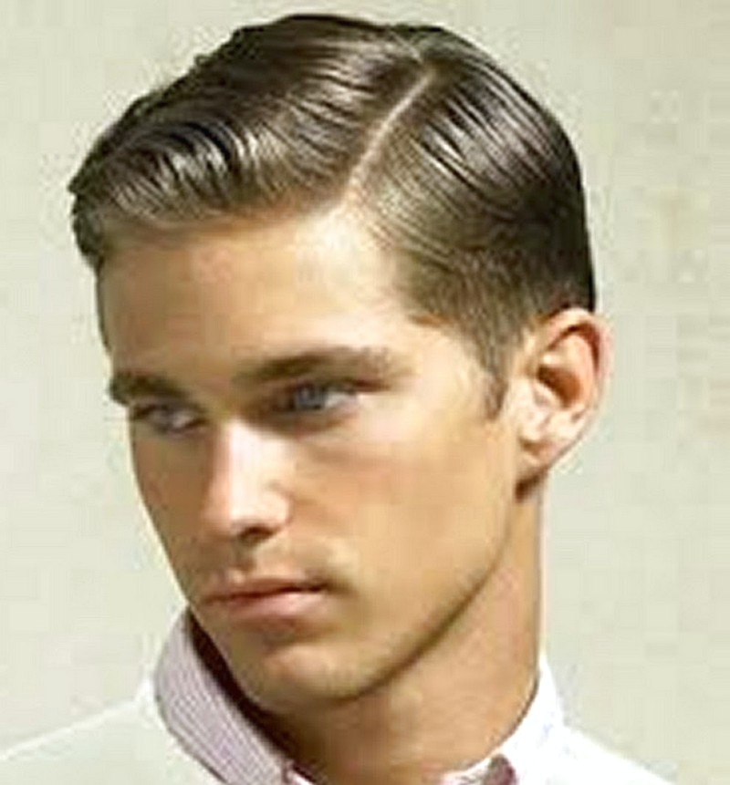Classic-Short-MenS-Hairstyle Classic Short Men'S Hairstyle