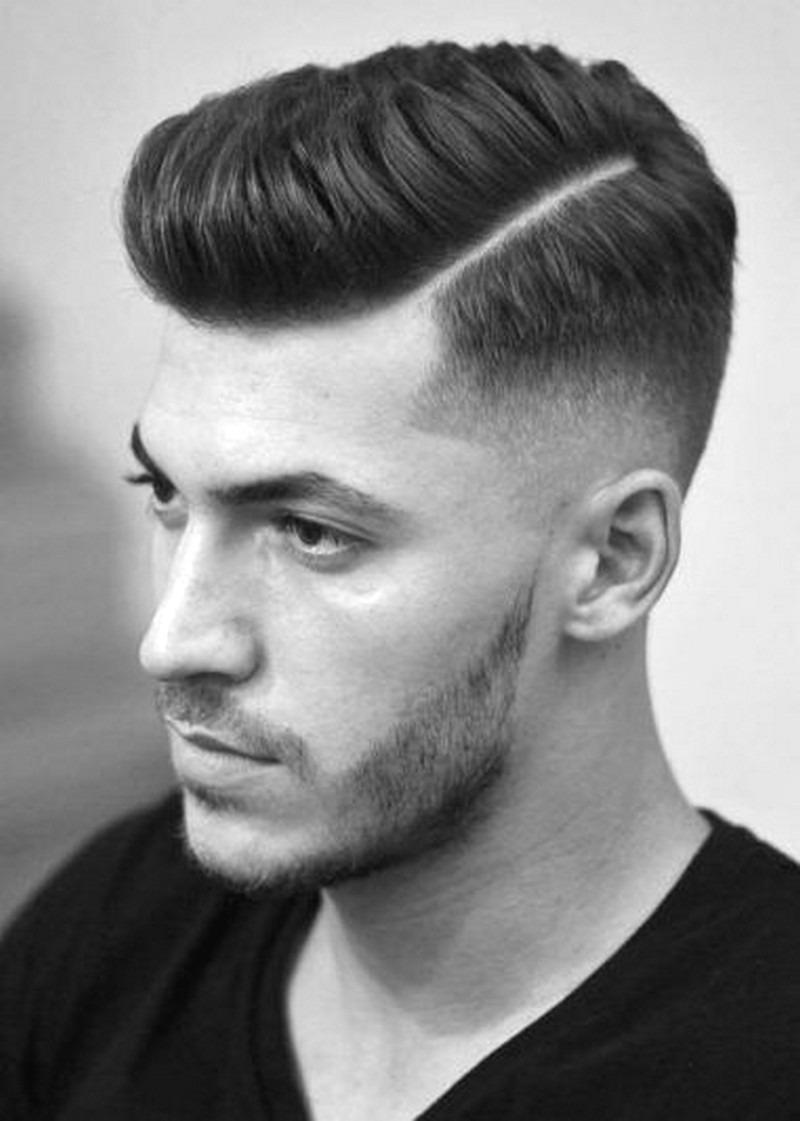 Disconnected-Undercut-MenS-Hairstyle Disconnected Undercut Men'S Hairstyle
