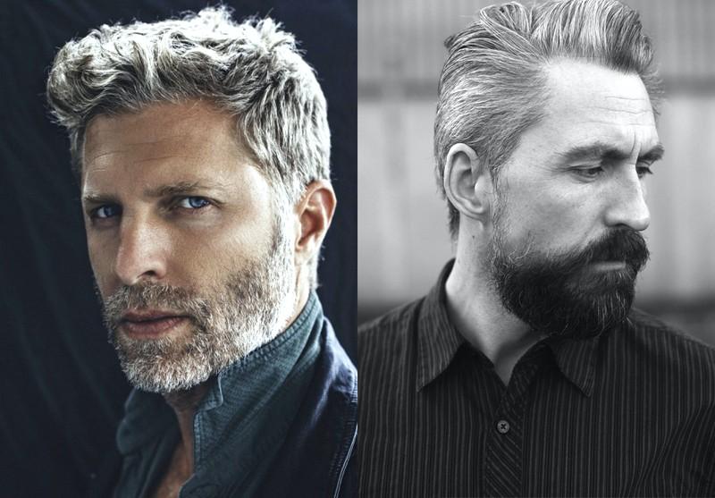 Gray-Hair-MenS-Style Gray Hair Men'S Style
