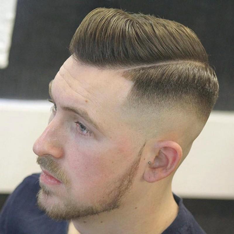 Haircut-For-Men-Fade Haircut For Men Fade