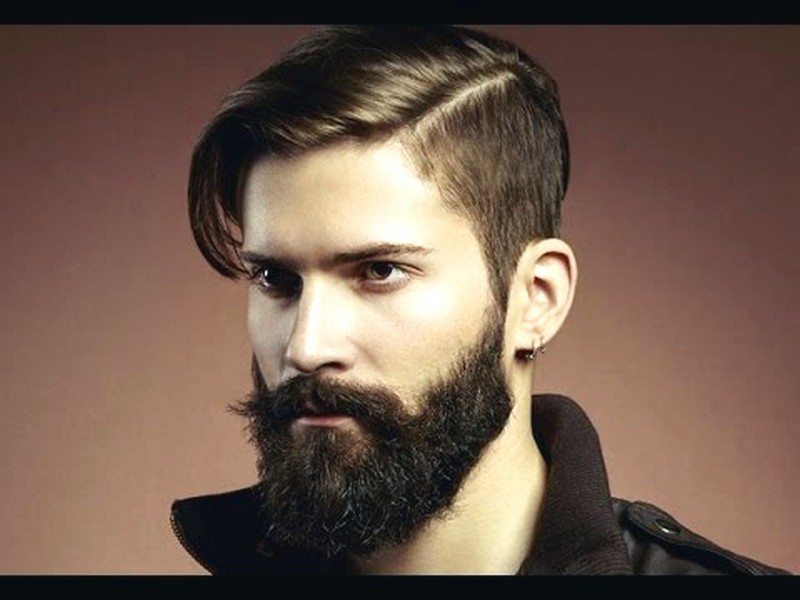 Haircut-For-Men-With-Beard Haircut For Men With Beard