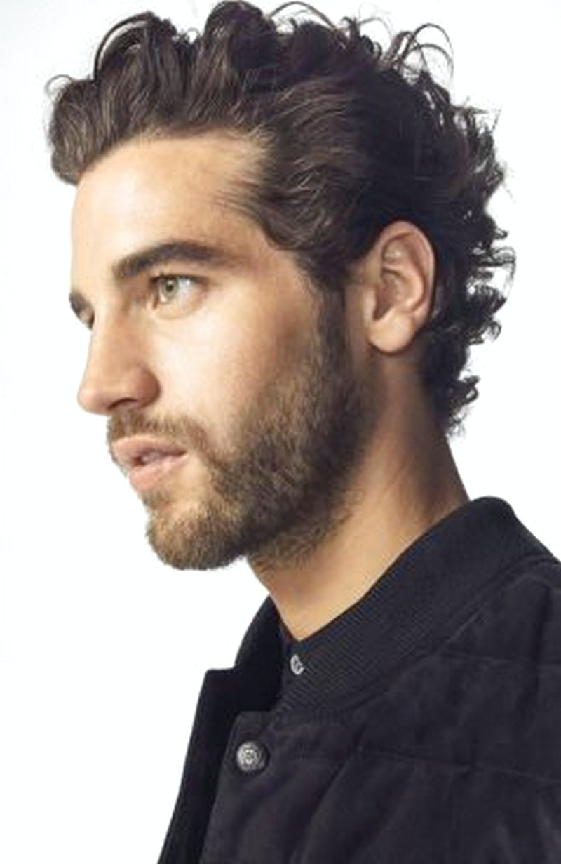 Haircut-For-Men-With-Curly-Hair Haircut For Men With Curly Hair