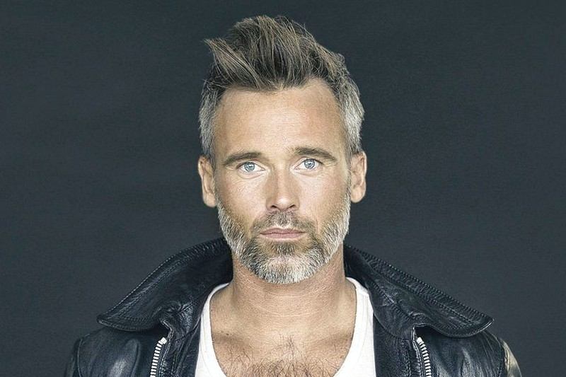 Hairstyles-For-Men-In-Their-40S Hairstyles For Men In Their 40S