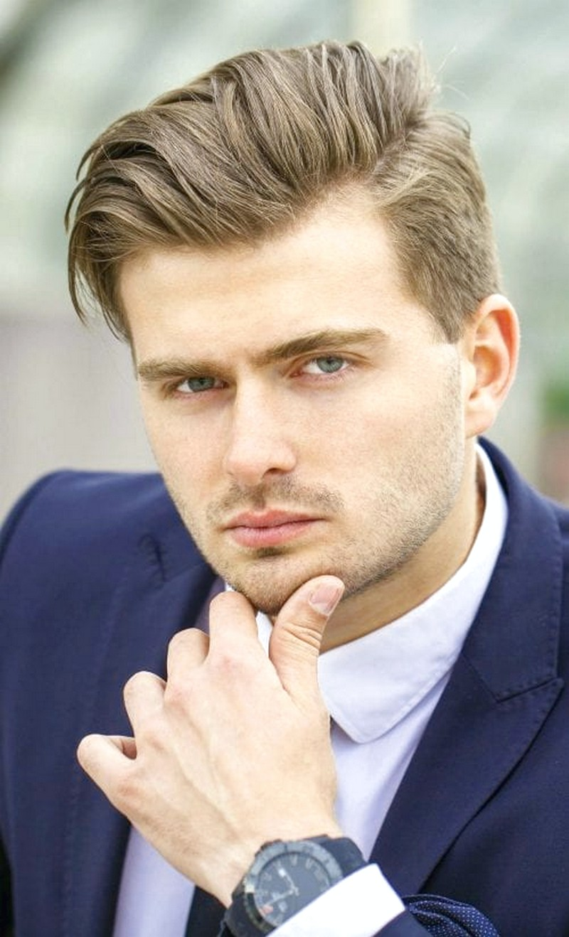 Hairstyles-For-Men-With-Round-Faces Hairstyles For Men With Round Faces