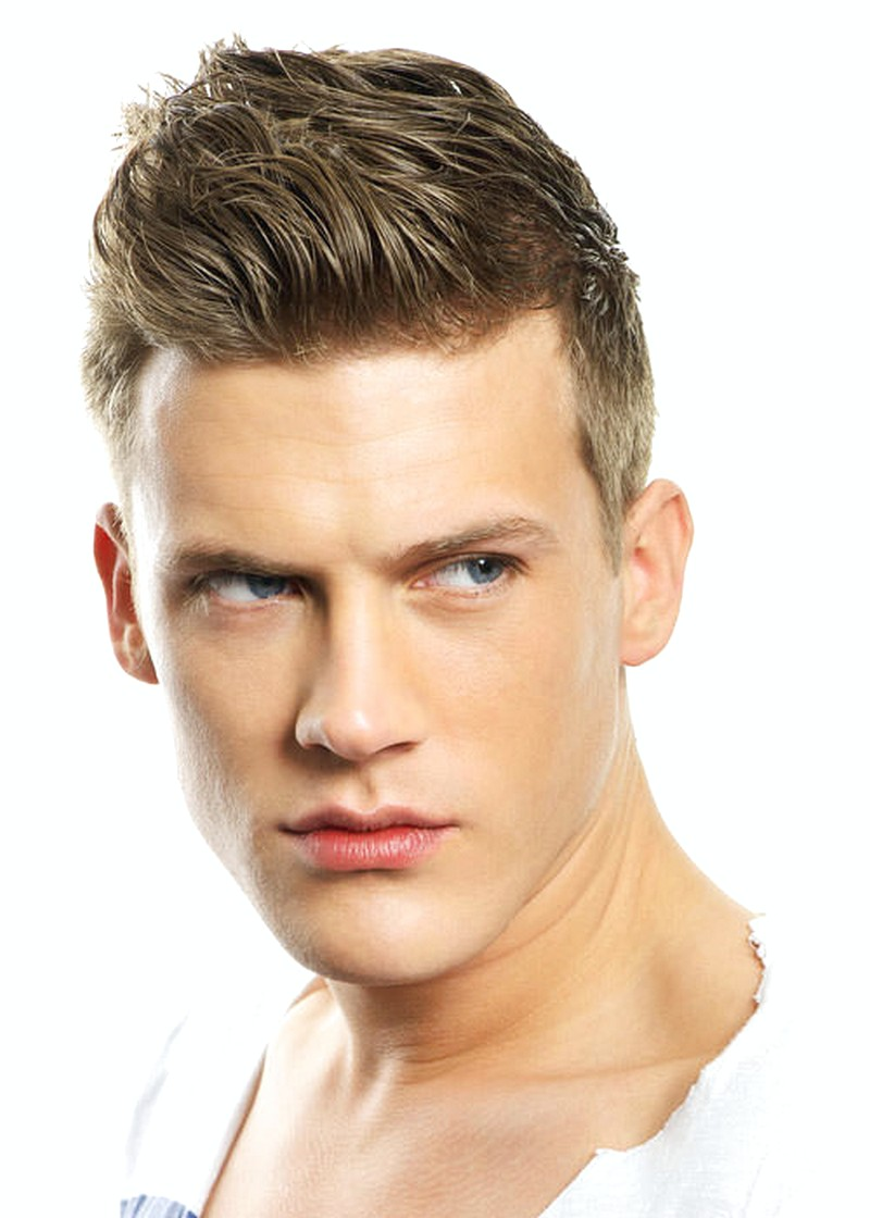 Hairstyles-For-Men-With-Short-Hair Hairstyles For Men With Short Hair