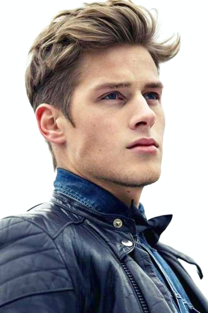 Hairstyles-For-Men-With-Thick-Hair Hairstyles For Men With Thick Hair