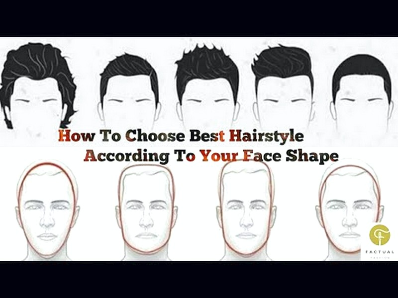 How-To-Choose-A-MenS-Hairstyle-For-Your-Face How To Choose A Men'S Hairstyle For Your Face