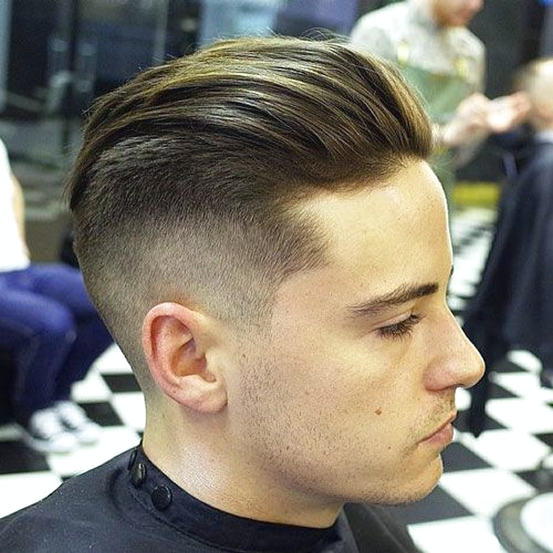How-To-Do-A-MenS-Undercut-Haircut How To Do A Men'S Undercut Haircut