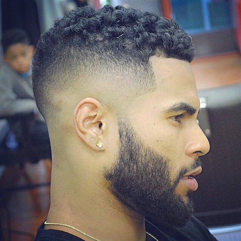 How-To-Style-Black-MenS-Hair How To Style Black Men'S Hair