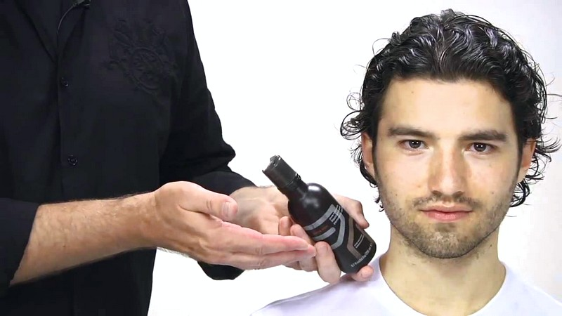 How-To-Style-MenS-Curly-Hairstyles How To Style Men'S Curly Hairstyles