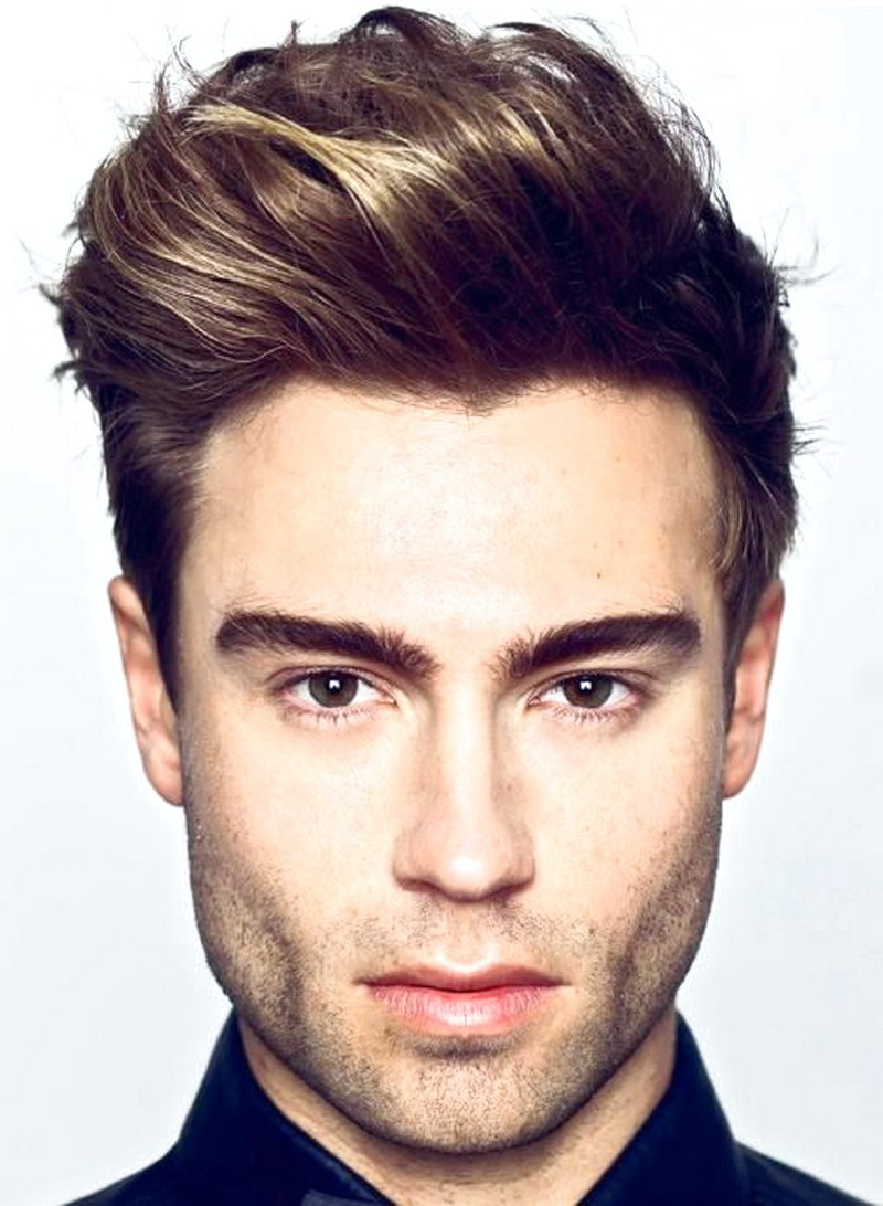 How-To-Style-MenS-Hair-Into-A-Quiff How To Style Men'S Hair Into A Quiff
