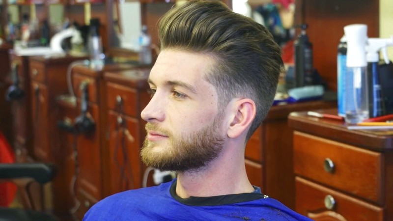 How-To-Style-MenS-Hair-With-Blow-Dryer How To Style Men'S Hair With Blow Dryer
