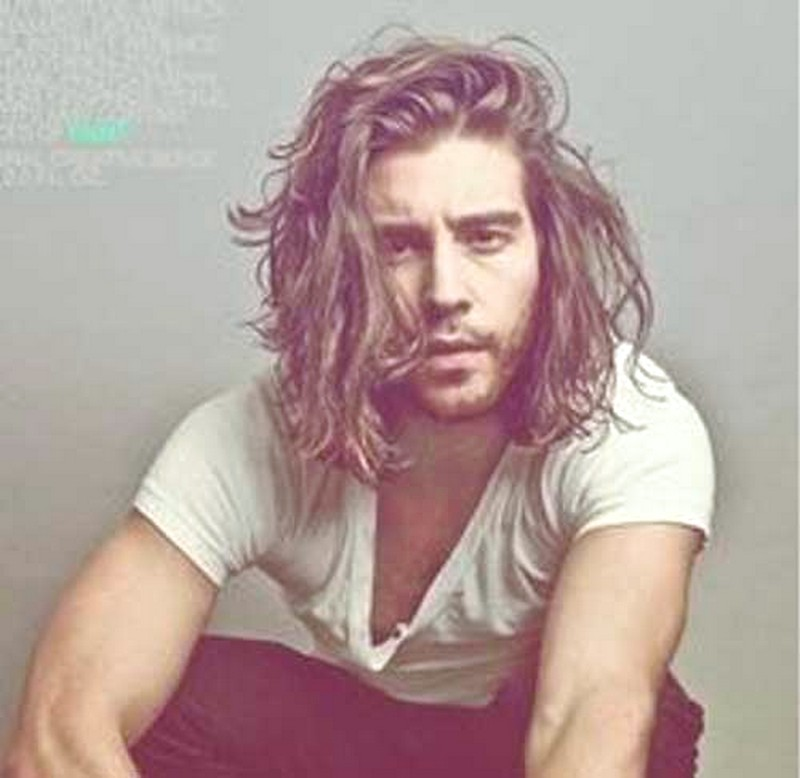 Images-Of-MenS-Long-Hairstyles Images Of Men'S Long Hairstyles