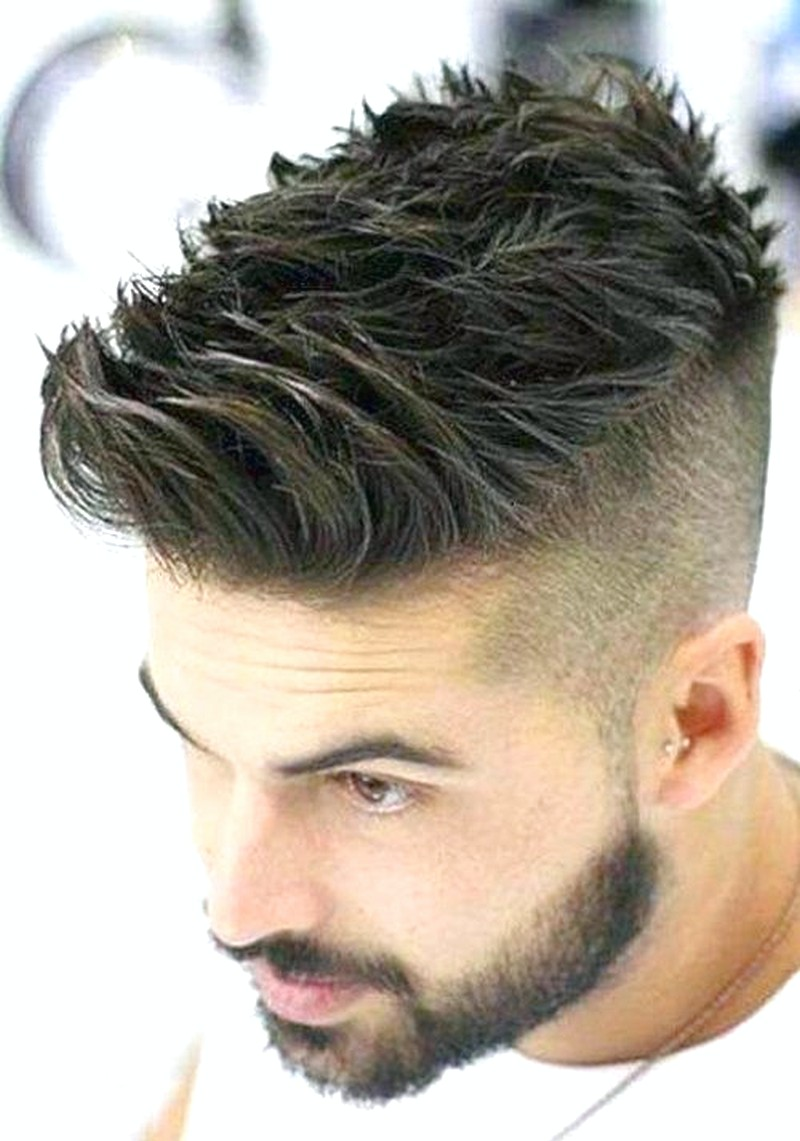 Latest-MenS-Hairstyle-Trends-2019 Latest Men'S Hairstyle Trends 2019